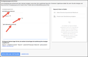 AdWords Screenshot 11